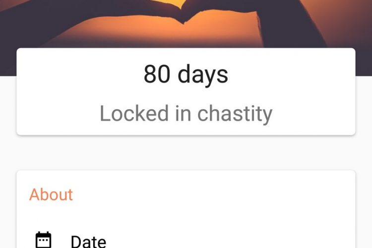 Considering permanent chastity